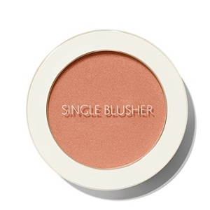 THE SAEM Saemmul Single Blusher [Beige & Coral Color] 5g