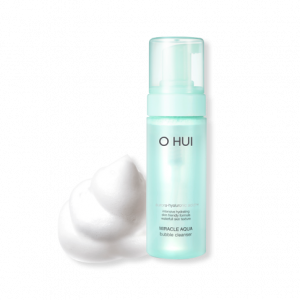 OHUI Miracle Aqua Bubble Cleanser 150ml