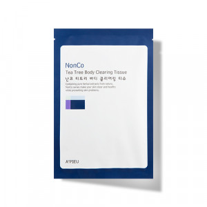 [C] APIEU Nonco Tea Tree Body Clearing Tissue 23g