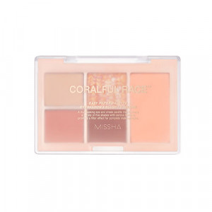 Missha Easy Filter Shadow Palette [#03 Coralful Race] 8.5g