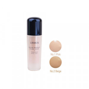 Lirikos Marine Radiance Double Cover Primer Base SPF25,PA++ 30ml