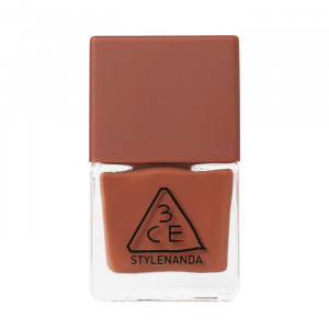 STYLENANDA 3CE Mood Recipe Long Lasting Nail Lacquer #BR05 9ml