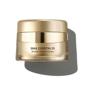 THE SAEM Snail Essential EX Wrinkle Solution Cream 30ml