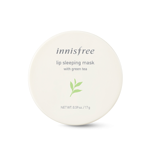 Innisfree Lip Sleeping Mask with Green Tea 17g