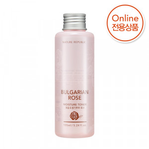 Nature Republic Bulgarian Rose Moisture Toner 155ml [Online]