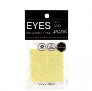 TONYMOLY Eyelid Tape (Basic) 40 times