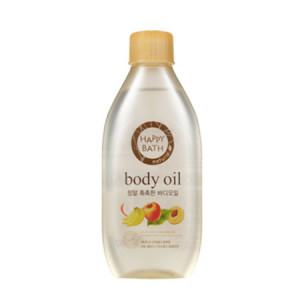 Happy Bath Real Moisture Body Oil 250ml