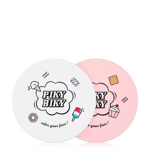 TONYMOLY Piky Biky Art Pop Cushion Case 1ea