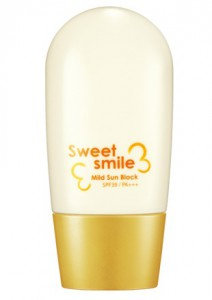 SUM37 Sweet Smile Mild Sun Block SPF39/PA+++60ml
