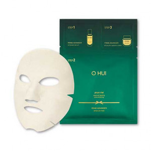 OHUI PRIME ADVANCER ampoule mask 3-step 8pcs