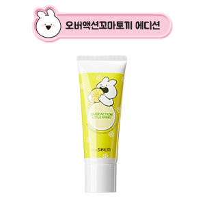 The Saem [Over Action Little Rabbit Edition] Ice Lemon Soothing Gel For Face 100ml