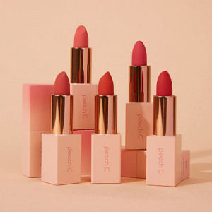 PeachC Easy Matt Lipstick 3.6g