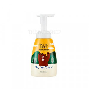 The Face Shop [Save The Forest] Bubble Hand Wash 250ml