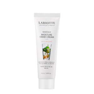 LABIOTTE  MARRYECO Moisture Hand Cream Begonia  50ml