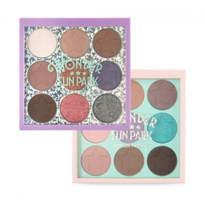 Etude House Wonder Fun Park Color Eyes 1g*9ea