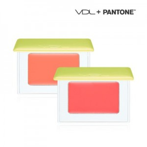 VDL + PANTONE Expert Color Cheek Book Mono 1.8g (2017 Limited Edition)
