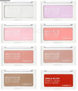 THE FACE SHOP Single  Blusher 3.3g