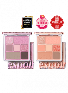 espoir [2021 New Color] Real Eye Palette 7.1g