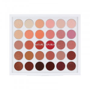 Nature Republic Pro Touch Color Master Shadow Palette Spring Edition 14g