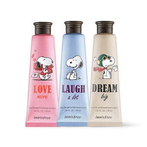 Innisfree Perfumed Hand Cream [Snoopy LTD] 30ml