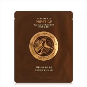 [H] TONYMOLY Prestige Jeju Mayu Treatment Mask Sheet (1sheet)