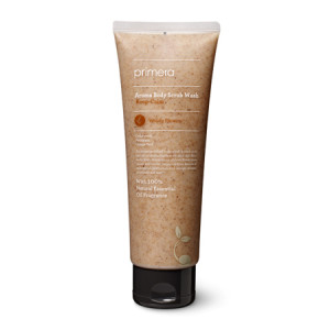 Primera Aroma Body Scrub Wash [keep-calm] 230ml