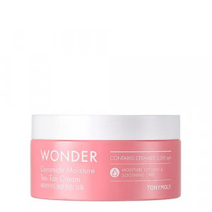 TONYMOLY  Wonder Ceramide Moisture Tan Tan Cream 300ml