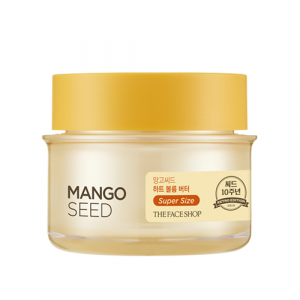 The Face Shop Mango Seed Heart Volume Butter Retro [Big Size] 100ml