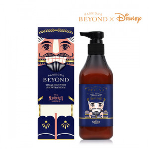 BEYOND x Disney Total Recovery Shower Cream [2018 Hoilday LTD] 450ml