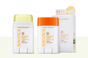 Nature Republic California Aloe Aqua Sun Block SPF50+ PA++++ 22g