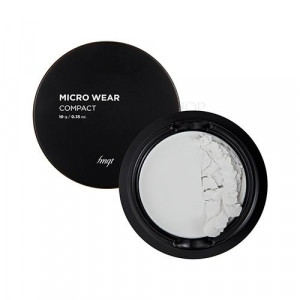The Face Shop Micro Wear Loose Compact [Refill] 10g