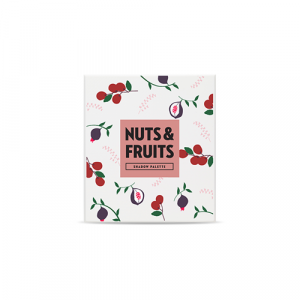 Etude House Nuts & Fruits Shadow Palette (4 holes)