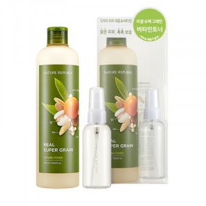 Nature Republic Real Super Grain Toner Set