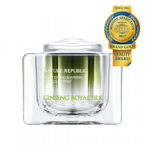 [C] Nature Republic Ginseng Royal Silk Watery Cream 60g