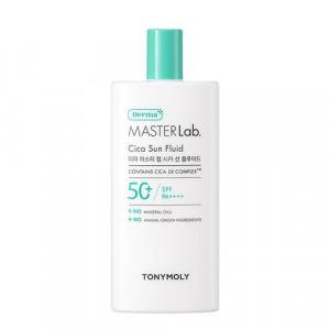 TONYMOLY Derma Master Lab. Cica Sun Floid SPF50+ PA++++ 80g