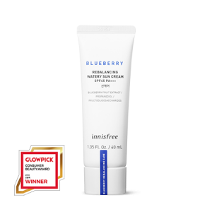 Innisfree Blueberry Re Balancing Watery Sun Cream SPF45 PA+++ 40ml