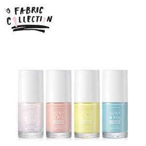 TONYMOLY Tony Nail Lover S/S [Fabric Collection] 8ml