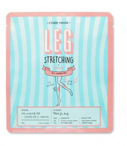 Etude House Leg Stretching Patch 2EA