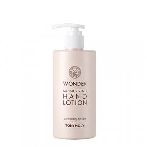 TONYMOLY Wonder Moisturizing Hand Lotion 300ml