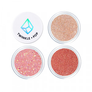 CLIO [Twinkle Pop] Jelly Glitter Spring Flowers Edition 2.7g*3