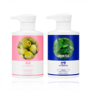 HolikaHolika Daily Fresh Cleansing Cream 430ml
