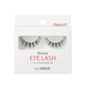 The Saem Beauty Eye Lash 1ea
