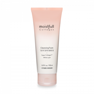 Etude House Moistfull Collagen Cleansing Foam 150ml
