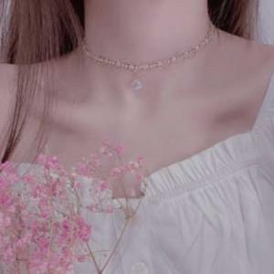 [R] Byladies Blanc Choker Necklace 1ea