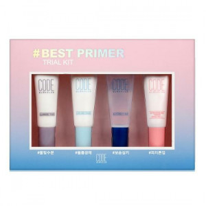 CODE Glokolor Best  Primer Tiral Kit
