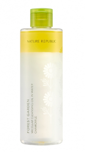 Nature Republic Forest Garden Micellar Cleansing Oil In Water_Chamimile 250ml