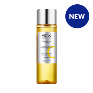 Missha Vita C Plus Brightening Toner 200ml