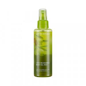 NATURE REPUBLIC Love Me Bubble Body Oil Mist - Olive 155ml