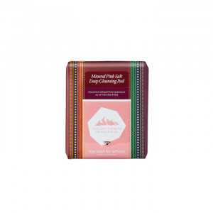 Too Cool For School Mineral Pink Salt Deep Cleansing Pad 190ml