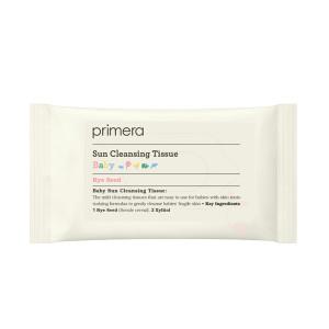 PRIMERA Baby Sun Cleansing Tissue 10pcs*6ea
